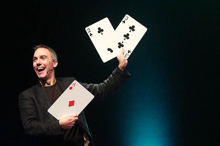 alberto figueredo presentador almena magica valladolid, premios magia